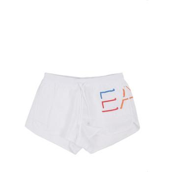 Oblečenie Muži Plavky  Ea7 Emporio Armani 902024 0P739 Biely