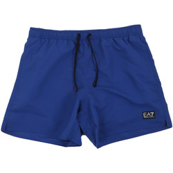 Oblečenie Muži Plavky  Ea7 Emporio Armani 902000 0P730 Modrá