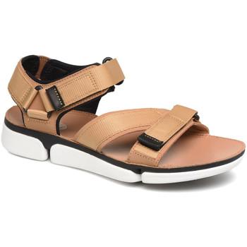 Topánky Muži Sandále Clarks 26141049 Hnedá