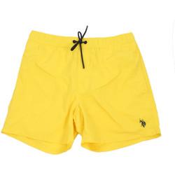 Oblečenie Muži Plavky  U.S Polo Assn. 56488 52458 žltá
