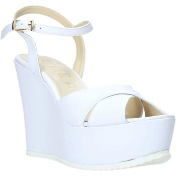 Topánky Ženy Sandále Esther Collezioni G 029 Biely