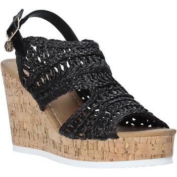 Topánky Ženy Sandále Gold&gold A20 GJ265 čierna
