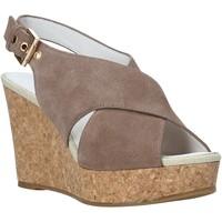 Topánky Ženy Sandále Lumberjack SW82106 003 A01 Hnedá