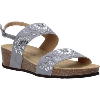Topánky Ženy Sandále Grunland SB1594 Šedá