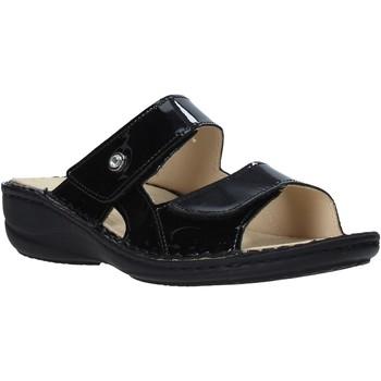 Topánky Ženy Šľapky Grunland CE0446 čierna