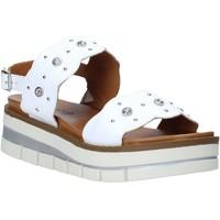 Topánky Ženy Sandále Grunland SA2545 Biely