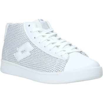 Topánky Ženy Členkové tenisky Lotto L57989 Biely