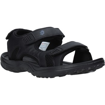 Topánky Muži Športové sandále Lotto L52291 čierna
