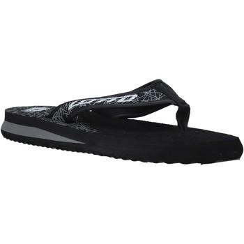 Topánky Muži Žabky Lotto L52287 čierna