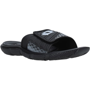 Topánky Muži športové šľapky Lotto 211100 čierna