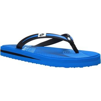 Topánky Muži Žabky Lotto L58324 Modrá