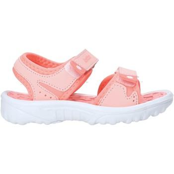 Topánky Dievčatá Sandále Lotto L55100 Ružová