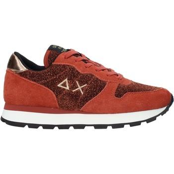 Topánky Ženy Nízke tenisky Sun68 Z40205 Červená