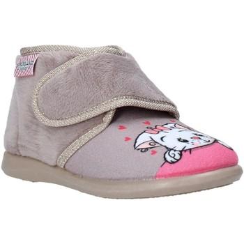 Topánky Deti Papuče Grunland PA0623 Béžová
