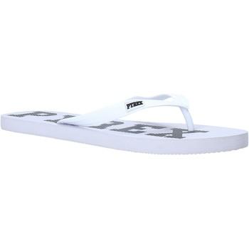 Topánky Muži Žabky Pyrex PY020160 Biely