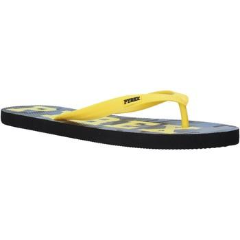 Topánky Muži Žabky Pyrex PY020161 žltá