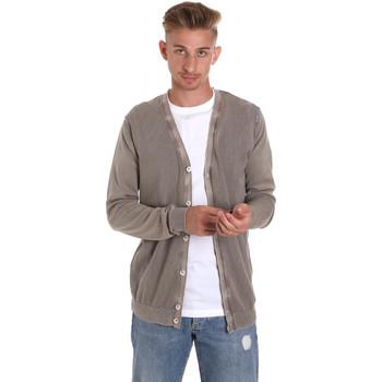 Oblečenie Muži Cardigany Sseinse ME1511SS Hnedá