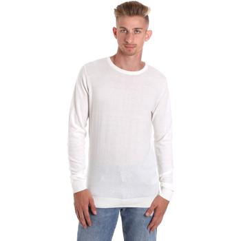 Oblečenie Muži Tričká s dlhým rukávom Sseinse ME1504SS Biely