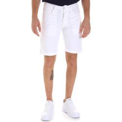 Oblečenie Muži Šortky a bermudy Sseinse PB607SS Biely