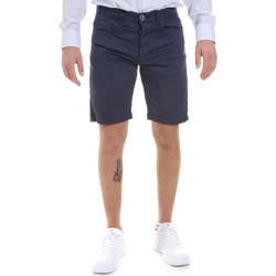 Oblečenie Muži Šortky a bermudy Sseinse PB607SS Modrá