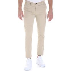 Oblečenie Muži Nohavice Chinos a Carrot Les Copains 9U3320 Béžová