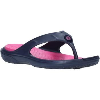 Topánky Ženy Žabky Lotto L46823 Modrá