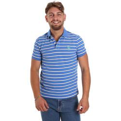 Oblečenie Muži Polokošele s krátkym rukávom U.S Polo Assn. 56336 52802 Modrá