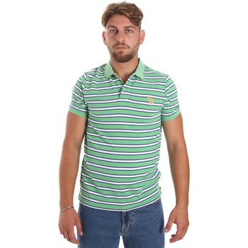 Oblečenie Muži Polokošele s krátkym rukávom U.S Polo Assn. 56336 52802 Zelená