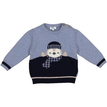 Oblečenie Deti Svetre Melby 20B0100 Modrá