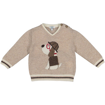 Oblečenie Deti Svetre Melby 20B2130 Béžová