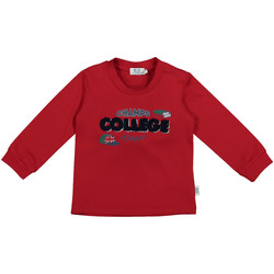 Oblečenie Deti Tričká s dlhým rukávom Melby 20C0280 Červená