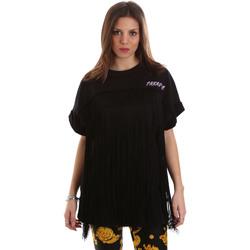 Oblečenie Ženy Mikiny Versace B6HVB79813956899 čierna