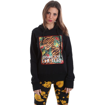 Oblečenie Ženy Mikiny Versace B6HVB70K30328899 čierna