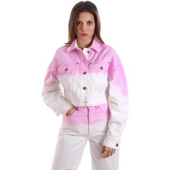 Oblečenie Ženy Mikiny Versace C0HVB96MHRC5C445 Biely