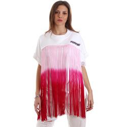 Oblečenie Ženy Mikiny Versace B6HVB76713956003 Biely