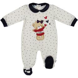 Oblečenie Deti Módne overaly Melby 20N0681 Biely