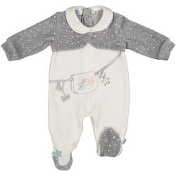 Oblečenie Deti Módne overaly Melby 20N0781 Biely