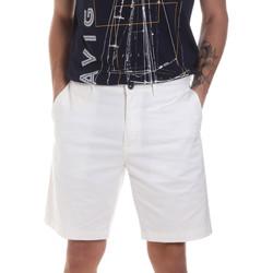 Oblečenie Muži Šortky a bermudy Navigare NV56031 Biely