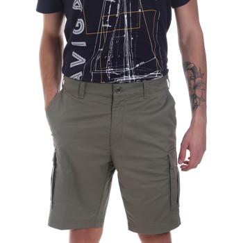 Oblečenie Muži Šortky a bermudy Navigare NV56033 Zelená
