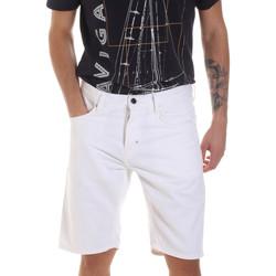 Oblečenie Muži Šortky a bermudy Antony Morato MMSH00152 FA900123 Biely