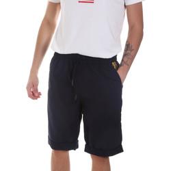 Oblečenie Muži Šortky a bermudy Antony Morato MMSH00144 FA900118 Modrá
