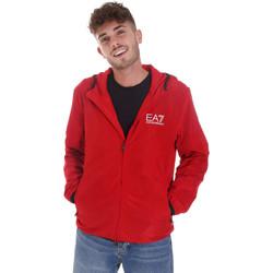 Oblečenie Muži Vrchné bundy Ea7 Emporio Armani 8NPB04 PNN7Z Červená