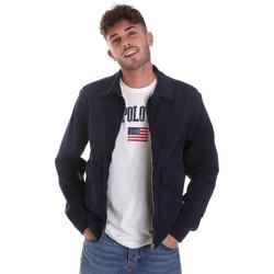Oblečenie Muži Bundy  Navigare NV67065 Modrá