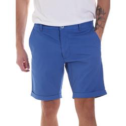 Oblečenie Muži Šortky a bermudy Gaudi 811FU25023 Modrá