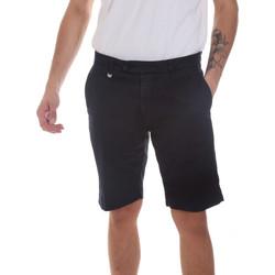 Oblečenie Muži Šortky a bermudy Antony Morato MMSH00141 FA800129 Modrá