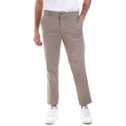 Oblečenie Muži Nohavice Chinos a Carrot Navigare NV55177 Béžová
