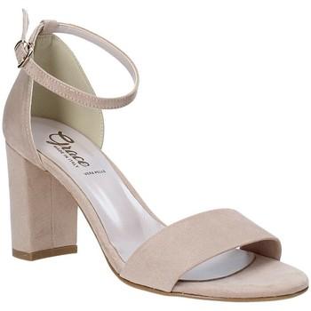 Topánky Ženy Sandále Grace Shoes 492001 Béžová