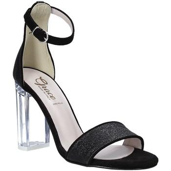 Topánky Ženy Sandále Grace Shoes 018TR003 čierna