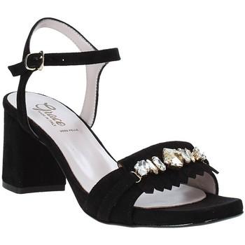 Topánky Ženy Sandále Grace Shoes 116V005 čierna