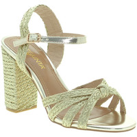 Topánky Ženy Sandále Pregunta ICD1719-9 Zlato